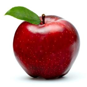 apples lower cholesterol study